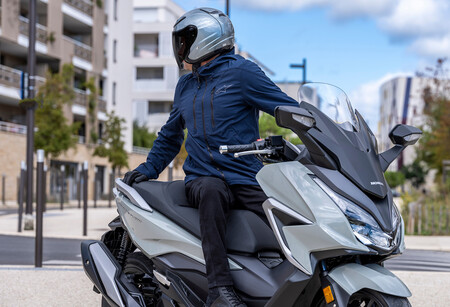 Honda Forza 350 2021 2