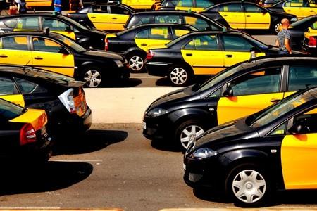 Taxis Barcelona Huelga