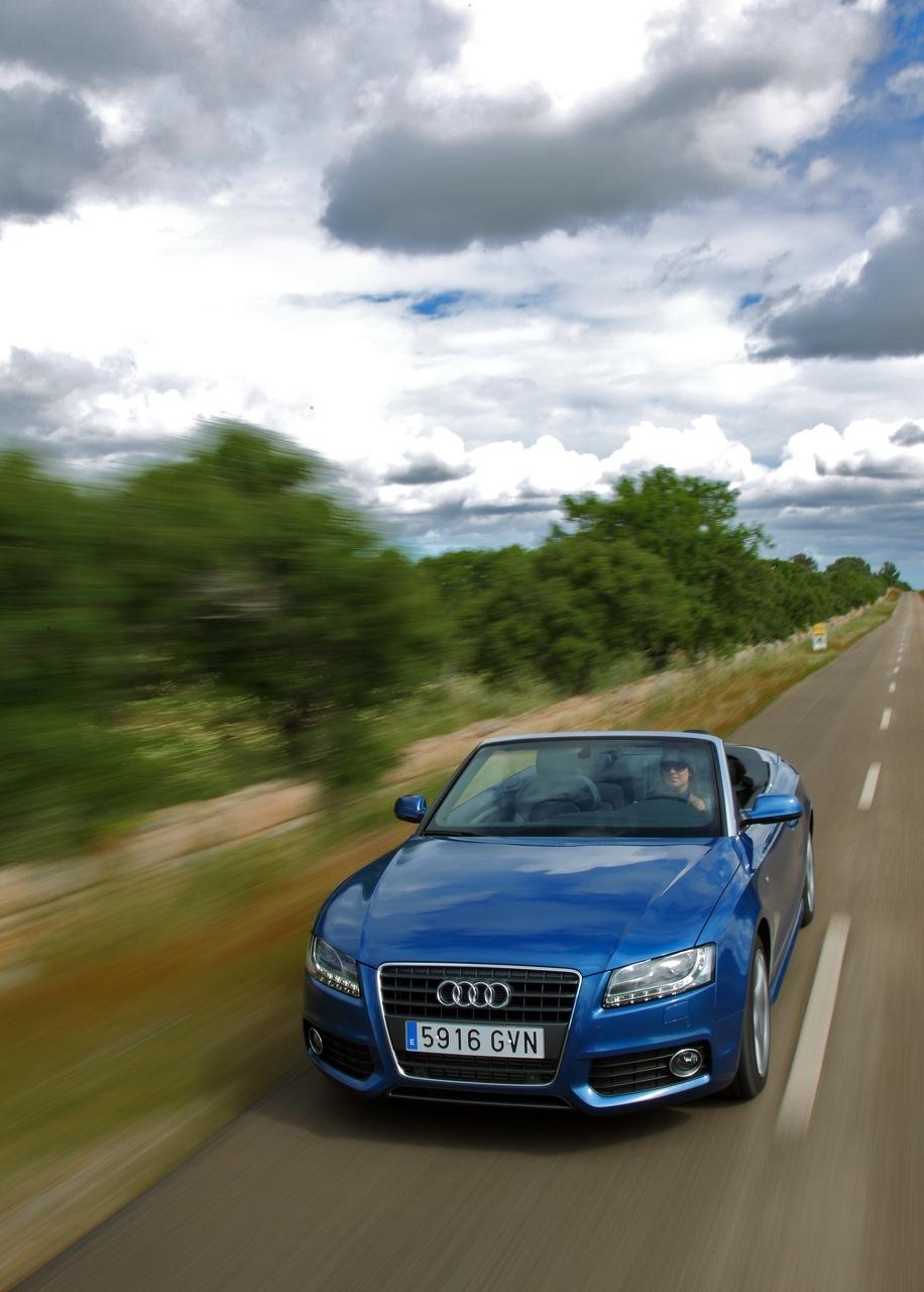 Foto de Audi A5 Cabrio (2/45)