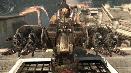 Aluvión de imágenes HD de 'Gears of War 3'