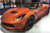 Corvette Z06 en el CES 2015
