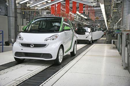 Daimler publica los precios del Smart eléctrico para Alemania