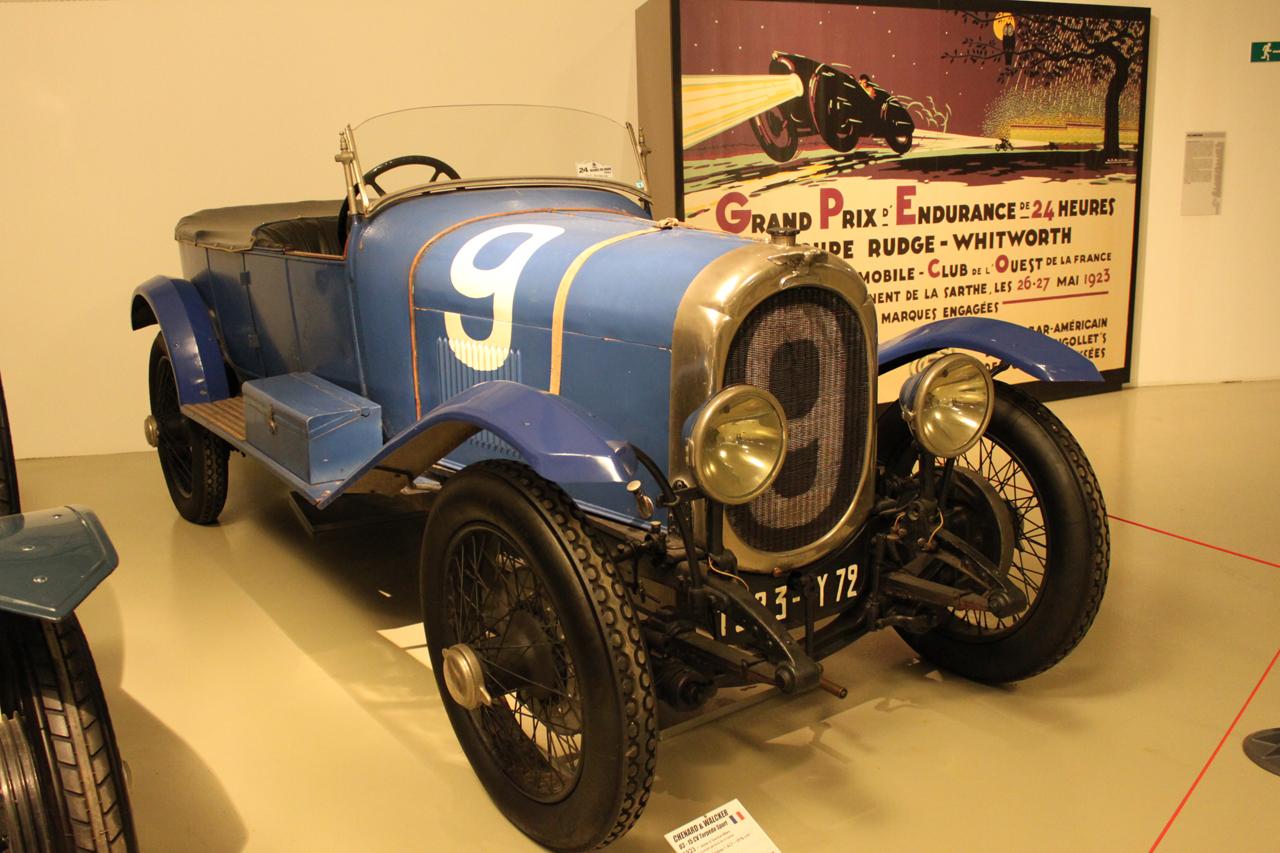 Foto de Museo 24 horas de Le Mans (142/246)