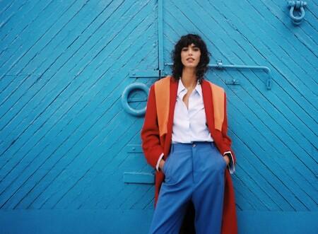 Zara Color Block Primavera 2021 01