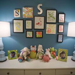 Foto 3 de 5 de la galería un-dormitorio-infantil-muy-femenino en Decoesfera