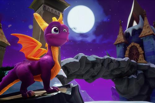 Hemos jugado a Spyro Reignited Trilogy, un remake alucinante por los 20 años del añorado dragón