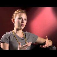 Oh milagro, Scarlett Johansson habla de su despiporre