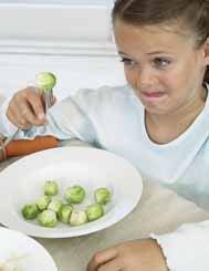 ¿No le gustan las verduras?, puede ser genético