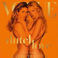 Vogue Holanda: Doutzen Kroes y Lara Stone