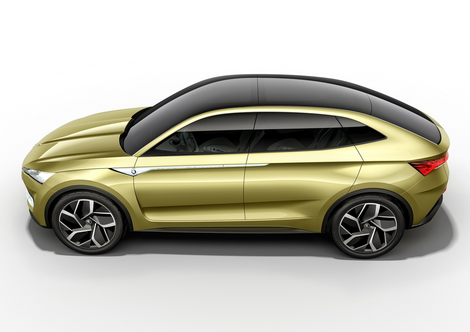 Foto de Škoda Vision E (9/12)