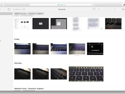 La nueva interfaz de la Fototeca en iCloud ya está disponible para todo el mundo