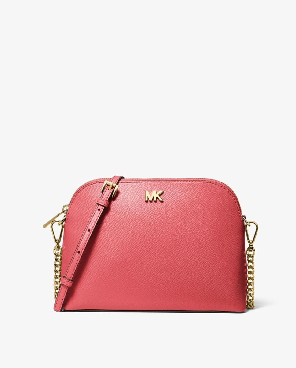 Bandolera de mujer Michael Michael Kors de piel en rosa