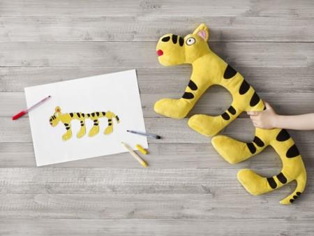 Ikea Softtoys Sagoskatt Tigreamarillo