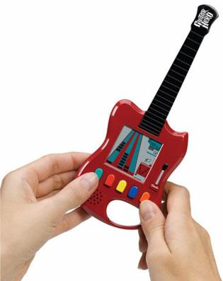 Guitar Hero de bolsillo