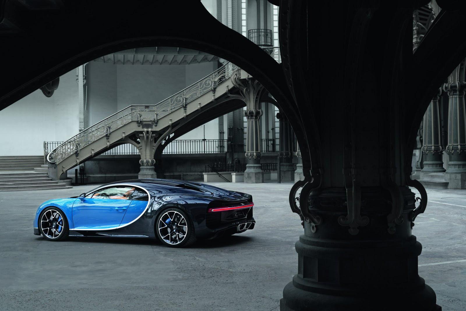 Foto de Bugatti Chiron (54/60)