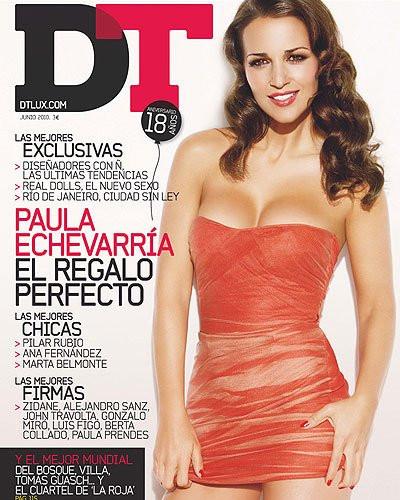Paula Echevarria DT