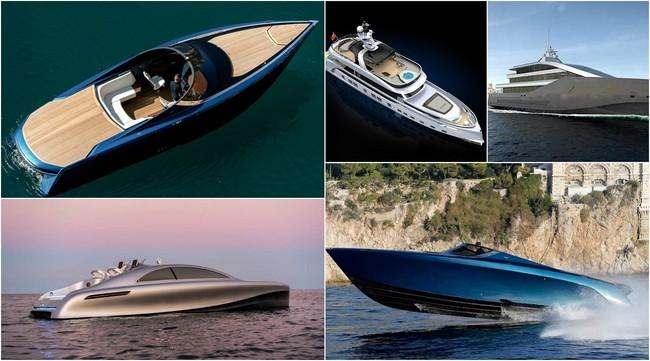 Del asfalto al mar, 6 marcas que además de coches, han diseñado yates