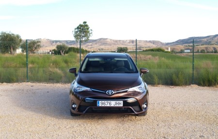 Toyota Avensis Touring Sports 150D, prueba: interior y equipamiento