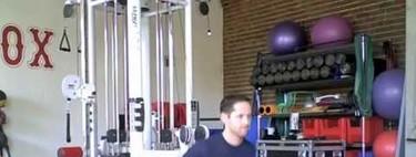 Un buen ejercicio para activar los glúteos: kneeling hip thrust