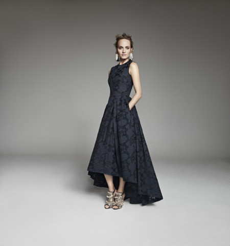 Amber Valletta es la estrella ecológica de H&M Conscious, con inspiración española incluida