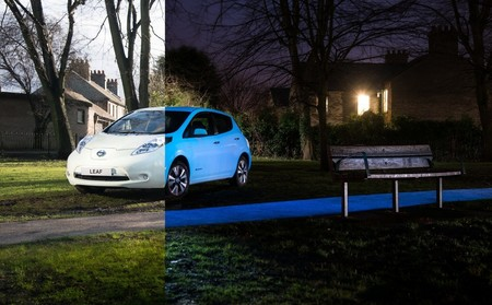 Nissan Leaf Starpath