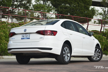 Volkswagen Virtus Mexico 3