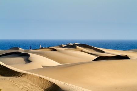 Playa Mas Palomas Canarias