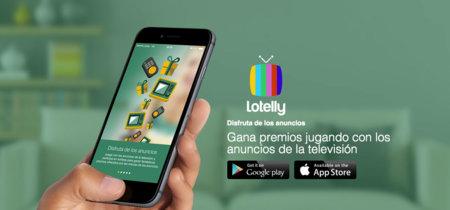 Lotelly no quiere que vayas al baño durante los anuncios de la tele, y organizará sorteos con ellos