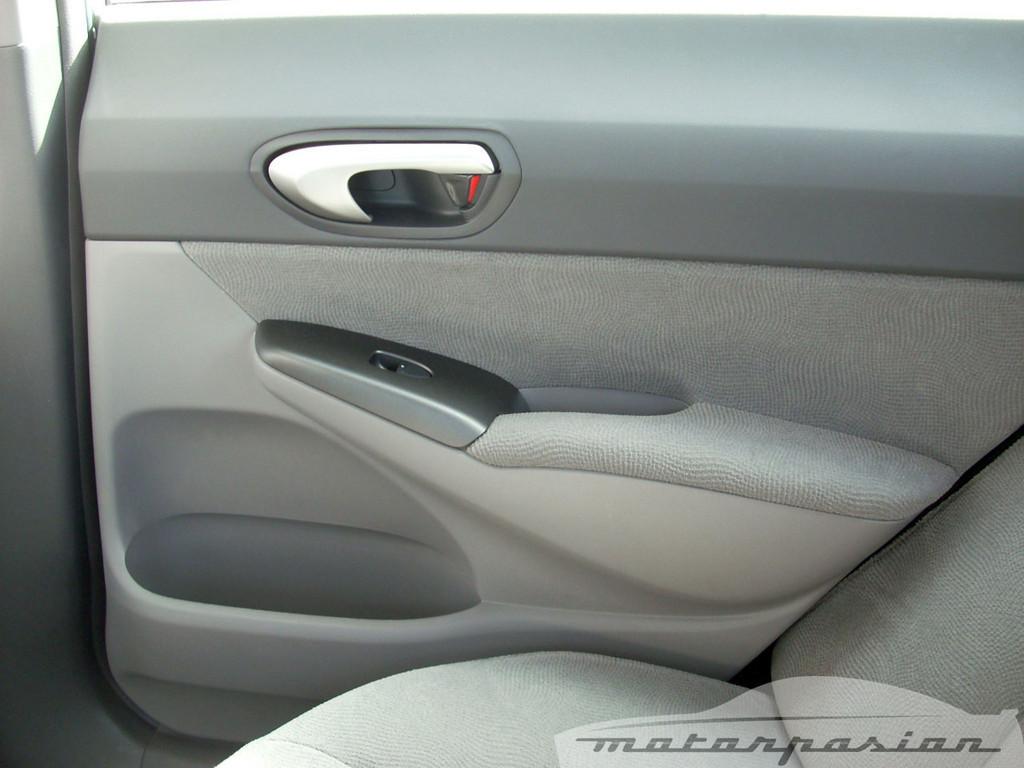 Foto de Honda Civic Hybrid (prueba) (34/40)