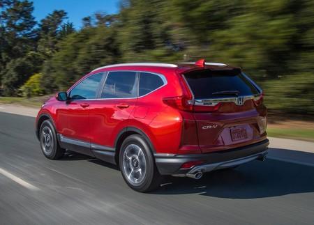 Honda Cr V 2017 5