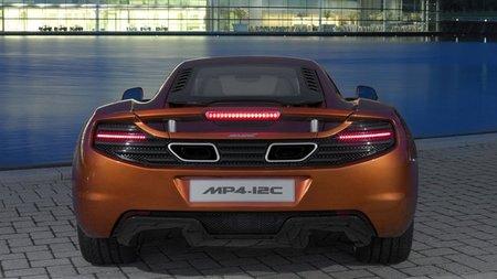 "McLaren trabaja en el ""Mega Mac"", un superdeportivo de aúpa"