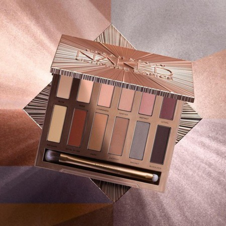 Urban Decay Naked Ultimate Basics Palette September 2016 2