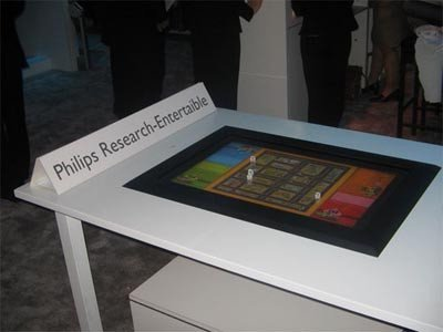 Mesa de juego Philips