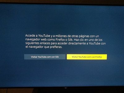 Google y Amazon siguen enfrentados: Youtube deja de estar disponible en los Fire TV