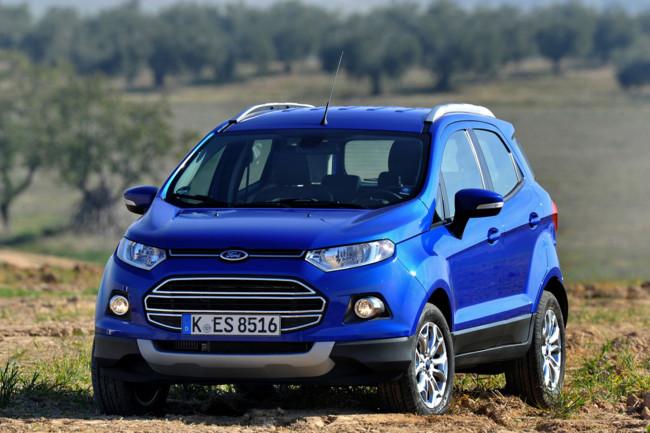Ford Ecosport Motorpasion 120