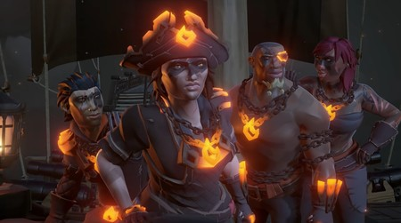 La expansión Forsaken Shores de Sea of Thieves se retrasa hasta la semana que viene
