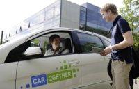 Daimler car2gether, compartir coche de forma organizada