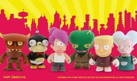 Toys de Futurama