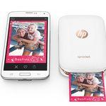 HP Sprocket: imprime tus fotos desde el móvil por 135 euros en Amazon
