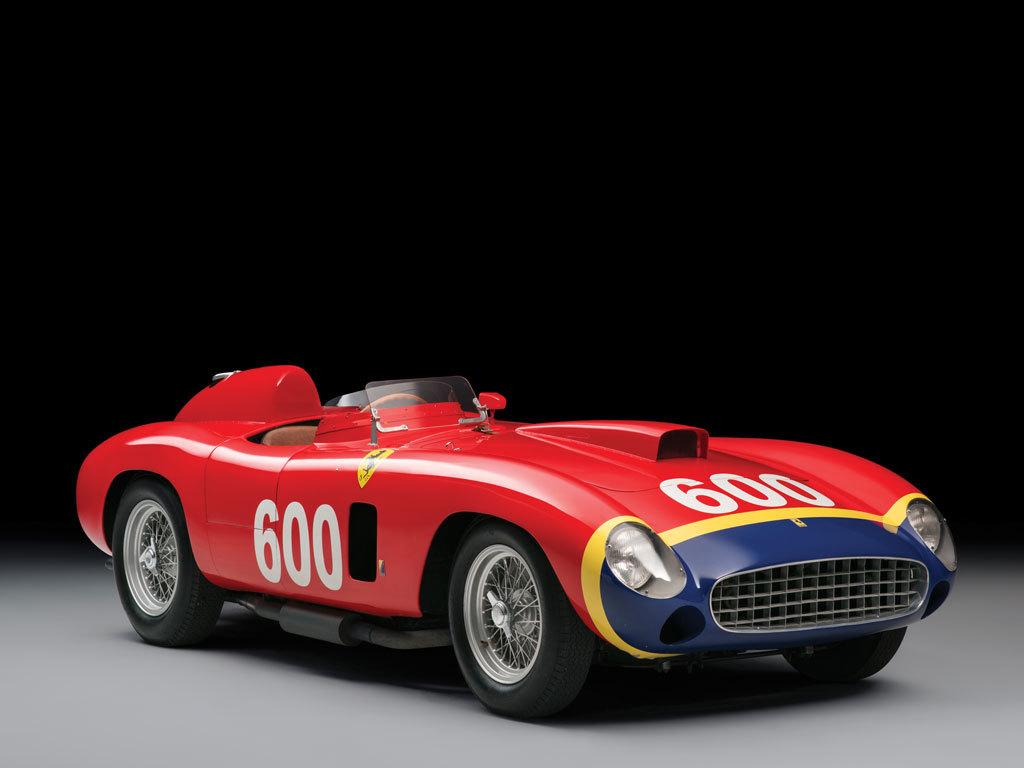 Foto de Ferrari 290 MM de Juan Manuel Fangio (1/15)