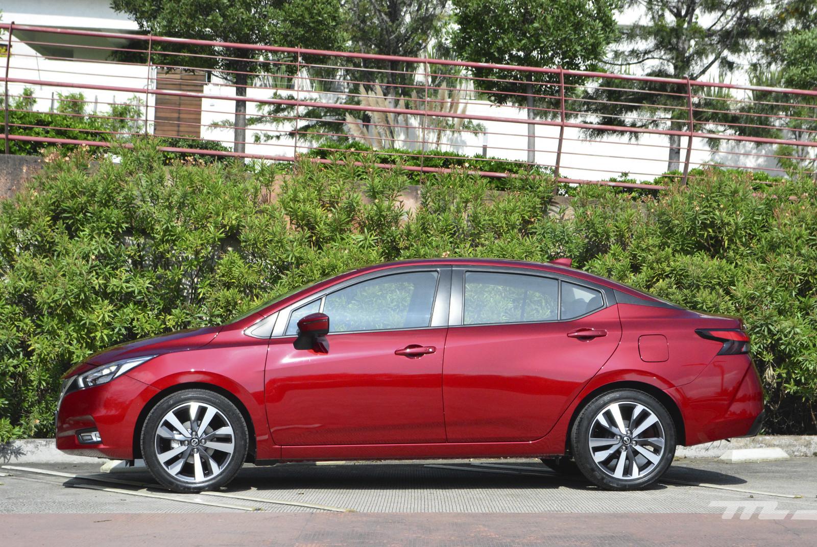 Foto de Nissan Versa 2020 (prueba) (9/28)