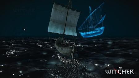 Hay un barco fantasma en The Witcher 3. Si quieres cruzarte con él, te contamos cómo encontrarlo
