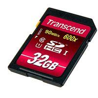 Con la Transcend SDHC Class 10 UHS-I tienes 32 Gb por sólo 14 euros en Amazon