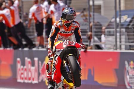 """Marc Márquez marca el punto de inflexión de Honda jugando con las gomas: """"era una carrera crucial, no podíamos fallar"""""""