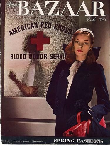 Tal como éramos: Lauren Bacall, antes de Hollywood, para Harper´s Bazaar