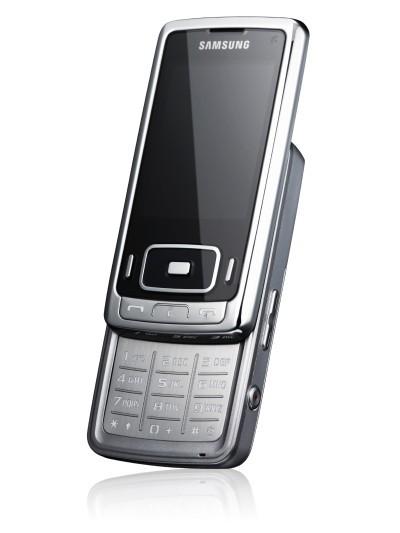 Samsung G800, en diciembre por 540 euros