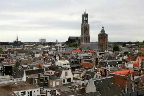 Nueve razones por las que visitar Utrecht en un viaje a Holanda