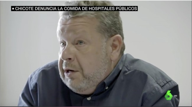 Chicote investiga la comida de los hospitales: dos expertos nos cuentan cómo debe ser la nutrición hospitalaria