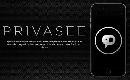 PrivaSee es la app mexicana de mensajería ultrasegura que pretende proteger nuestra información