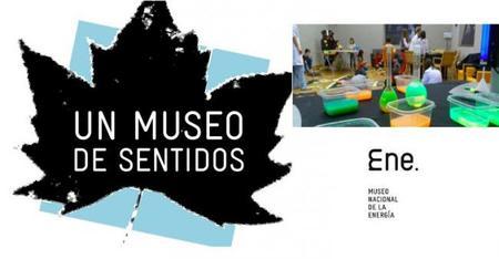"""""""Un Museo de sentidos"""", talleres para niños en el Museo de la Energía (Ponferrada)"""